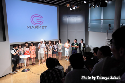 永島知洋~G-MARKET×J:COM番組『つながるセブン』@KDDIデザイニングスタジオ