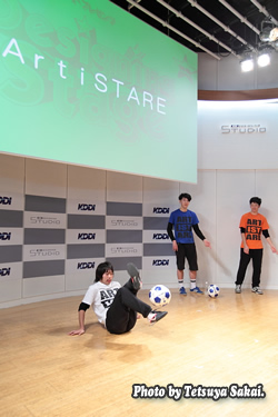 ArtiSTAREライブ~KDDIデザイニングスタジオ・プレゼンツ「Designing Stage Vol.49」