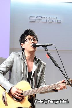 構康憲ライブ~KDDIデザイニングスタジオ・プレゼンツ「Designing Stage Vol.49」