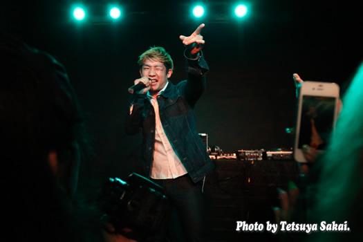 ダイジン(DAIJIN):MUSIC PROVIDER 新宿シアターノア ライブVol.1