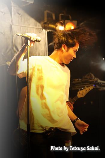 Wicked Swan:Palalaika(仮)Planet K ライブ