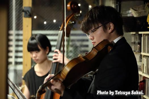 ピトレ弦楽奏団:ニャランゴ・バロックナイトライブ(ヴィオラ:佐野翔太郎)