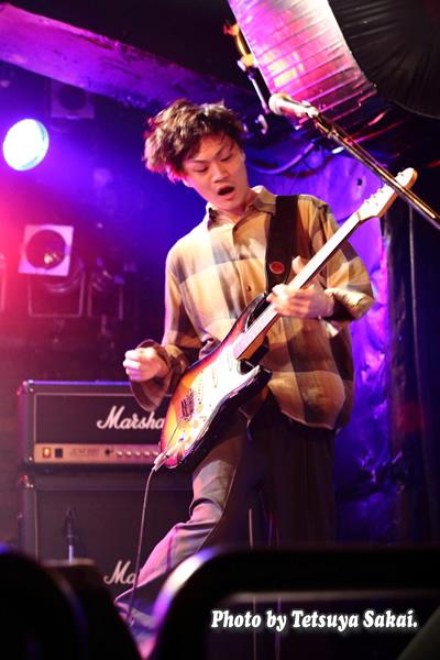 Wicked Swan :遠藤史也(Guitar)