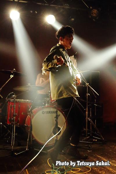 swankynote:Hikaru(Vocal)六本木 ClubEdgeライブ
