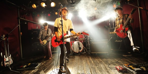 Wicked Swan:六本木 ClubEdge ライブ2016 12/24