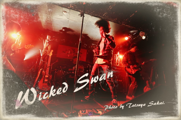 Wicked Swan:上野音横丁ライブ