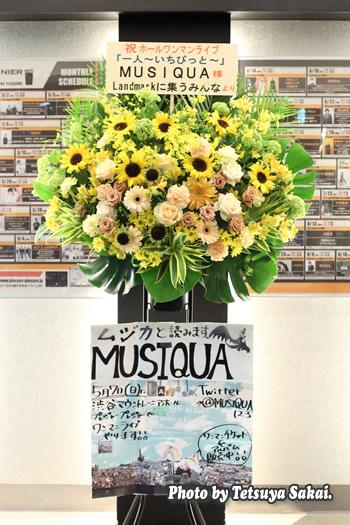 MUSIQUA(石橋沙弥香)ワンマンライブ