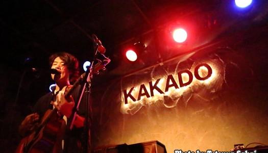 櫻井孝紀(SAKU)御茶ノ水KAKADO『No Beer No Life Acoustic vol.8』ライブ