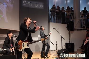 """Three Star:KDDIデザイニングスタジオライブイベント""""3-BACARNIVAL"""""""