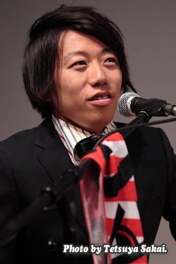 GLASS TOP:青木 宏行 Hiroyuki Aoki