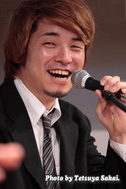 GLASS TOP:長代 憲治 Kenji Nagayo
