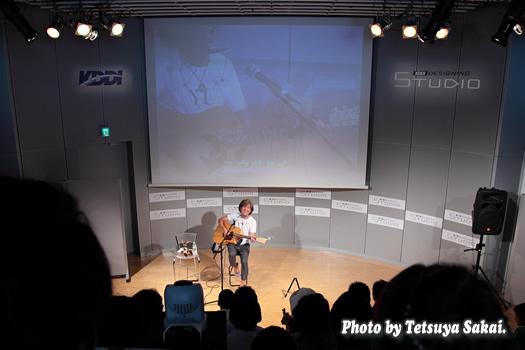 ユウサミイ2011@KDDIデザイニングスタジオ ライブ