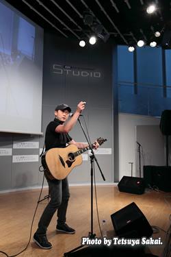 松本隆博ライブ~Flying people×KDDIデザイニングスタジオ SP LIVE!!