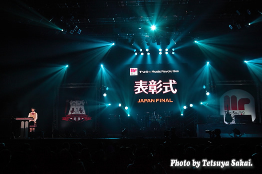 The 5thミューレボJAPAN FINAL:表彰式