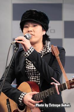 大知正紘ライブ~CACUU主催 「この街を鳴らす音楽と逢う vol.1」@KDDIデザイニングスタジオ