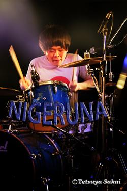 NIGERUNA:伊藤浩平