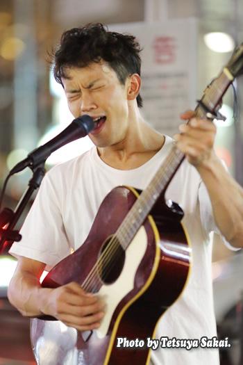 成峰-masamine:ストリートライブ