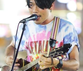 櫻井孝紀(SAKU):池袋ストリートライブ2016 9/7