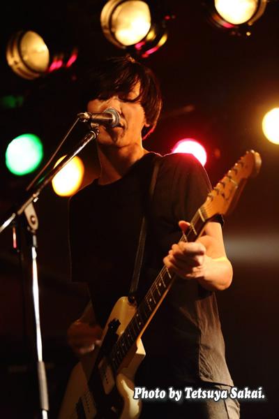 AKUTAGAWA FANCLUB:syuto ito(Guitar)
