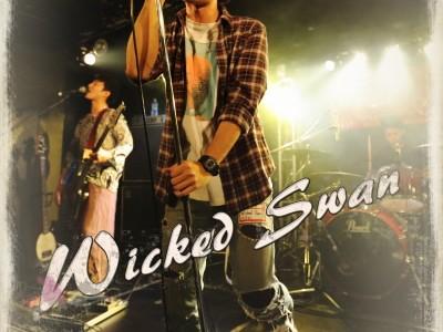 Wicked Swan:上野音横丁「TRYOUT」ライブ2017 2/11 Vol.1