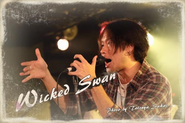Wicked Swan(櫻井孝紀):上野音横丁ライブ