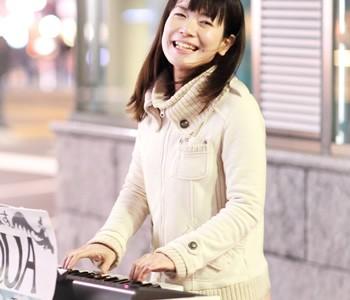 MUSIQUA(ムジカ)石橋沙弥香:原宿ストリートライブ2017Ninth