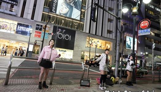 color-code:渋谷ストリートライブ2017 4/19