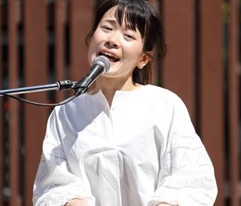 MUSIQUA(ムジカ)石橋沙弥香:深川ギャザリア・ライブ2017 4/23